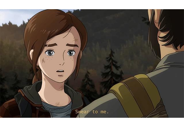 The Last of Us Part II si fuera película del Studio Ghibli