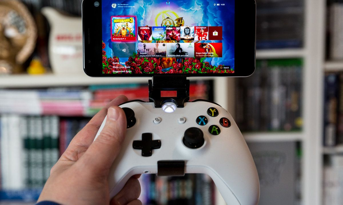 Transmitir Xbox One Android