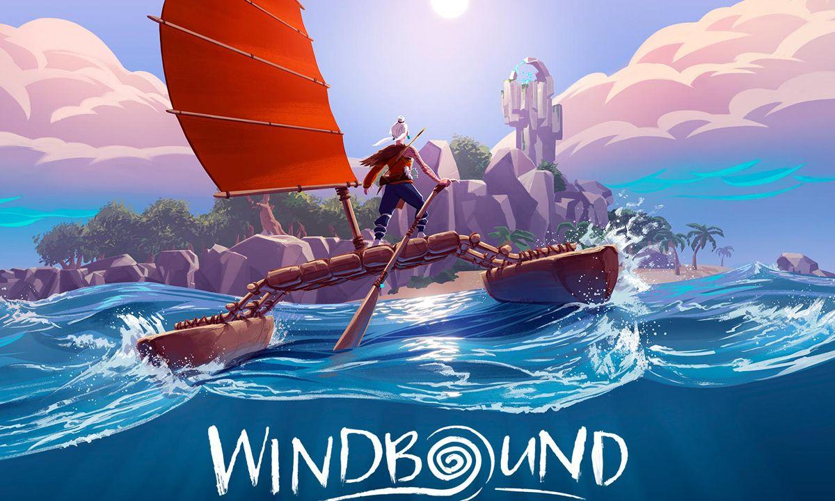 Windbound es un juego de supervivencia con un fuerte enfoque en la creación, la narración ambiental y la exploración principalmente a través de la navegación, pero que peca de repetitivo