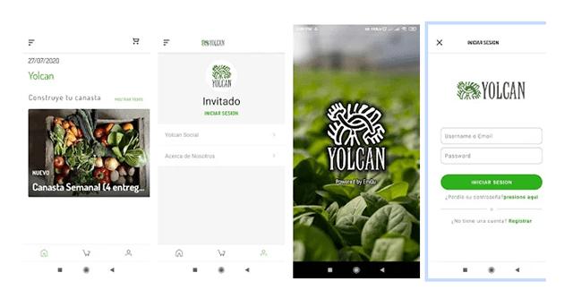 Yolkan App