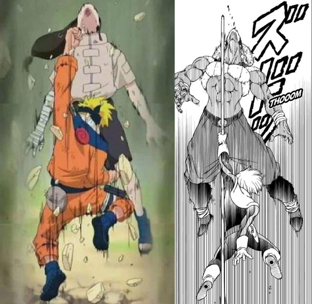 Acusan a Toyotaro de plagiar contenido de Naruto para Dragon Ball Super