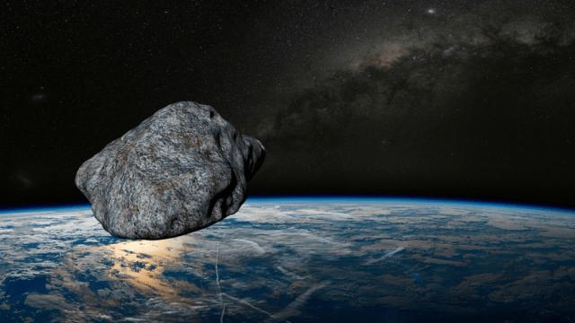 VIDEO: asteroide choca contra la atmósfera de la Tierra y rebota al espacio