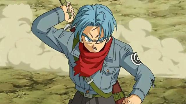 Dragon Ball Super: revelan diseño de Trunks del Futuro en Ultra Instinto