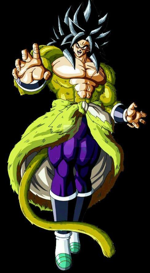 Dragon Ball: Así sería la siguiente transformación de Broly