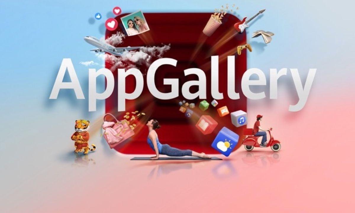 Tienda de apps Huawei AppGallery