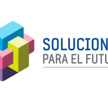Logo Soluciones para el Futuro Samsung