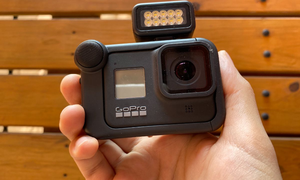 GoPro Hero8 Black Mods