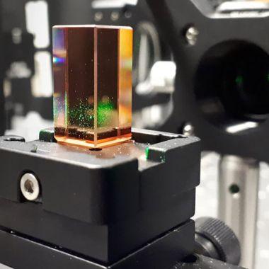 Tecnología de almacenamiento holográfico llegará pronto y será hasta 1.8 veces más eficiente