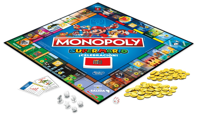 Monopoly Celebration Super Mario 35