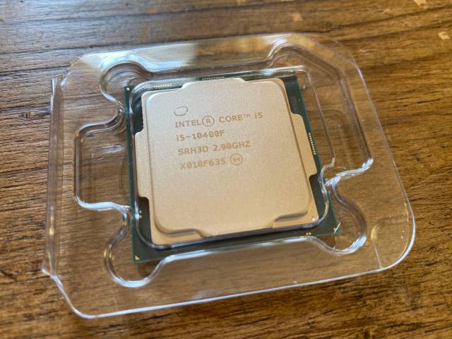 Intel Core i5 de 10ma. Generación