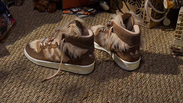 Chewbacca Adidas Originals Star War