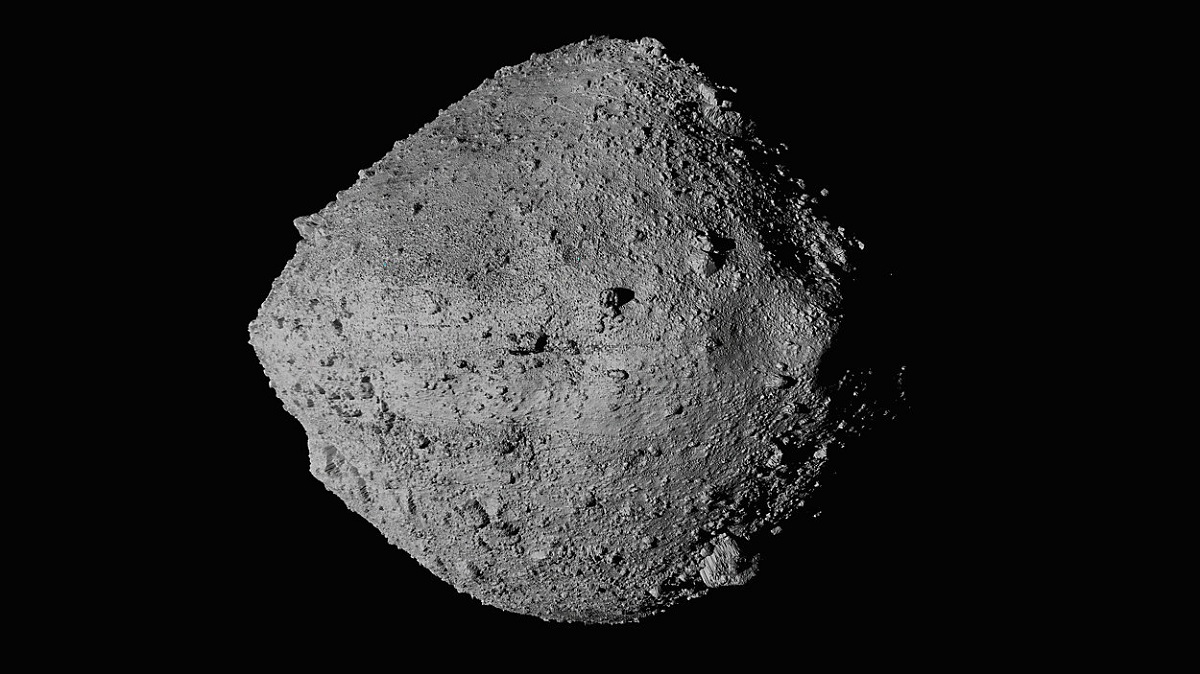 Asteroide Bennu NASA