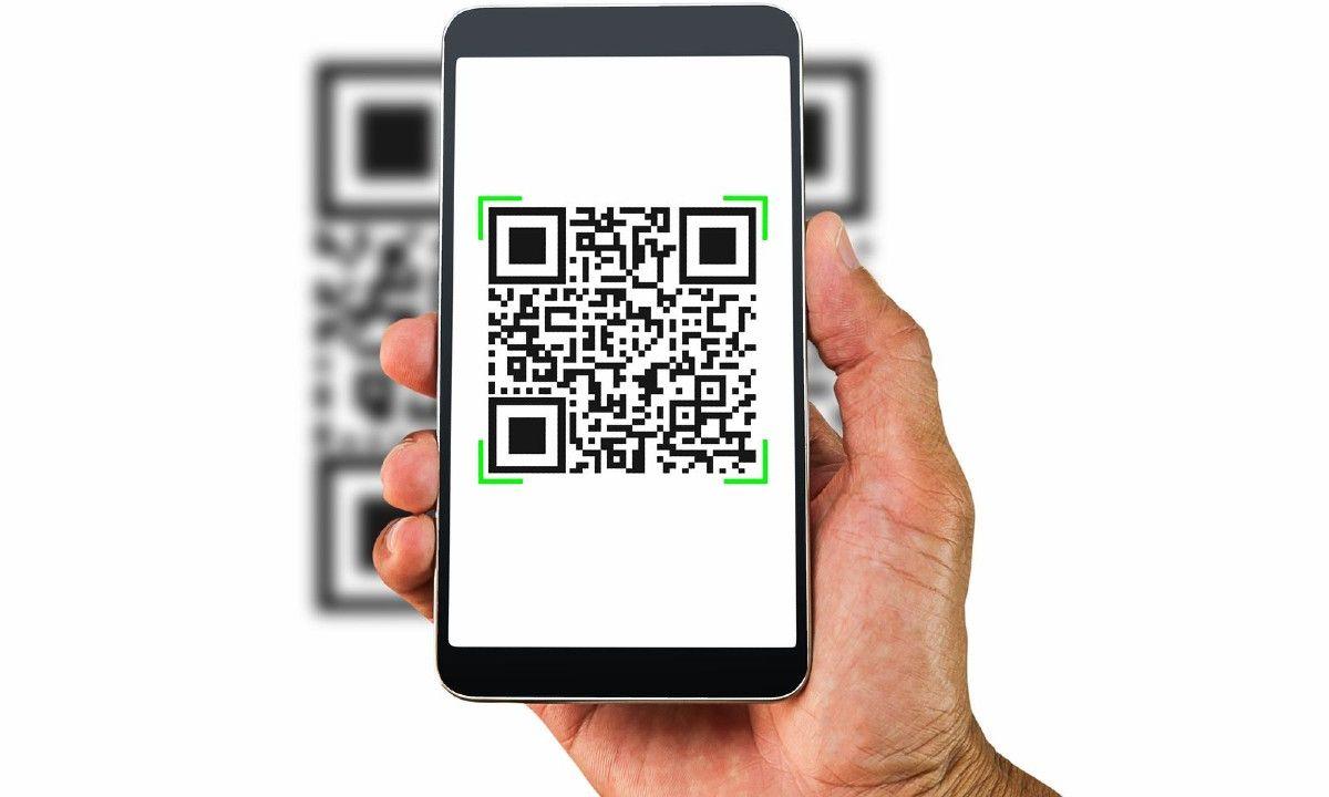 Como escanear un código QR