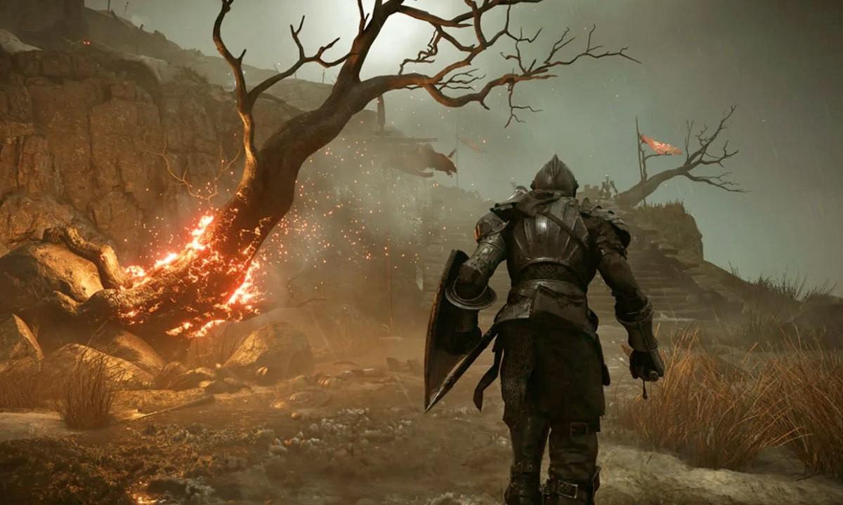 Demon's Souls PS5 gameplay