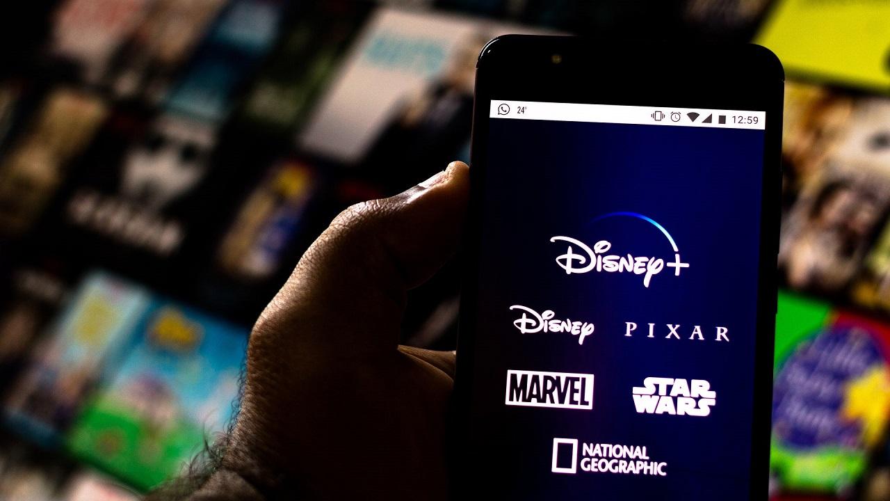 Disney Plus Aplicación Teléfono