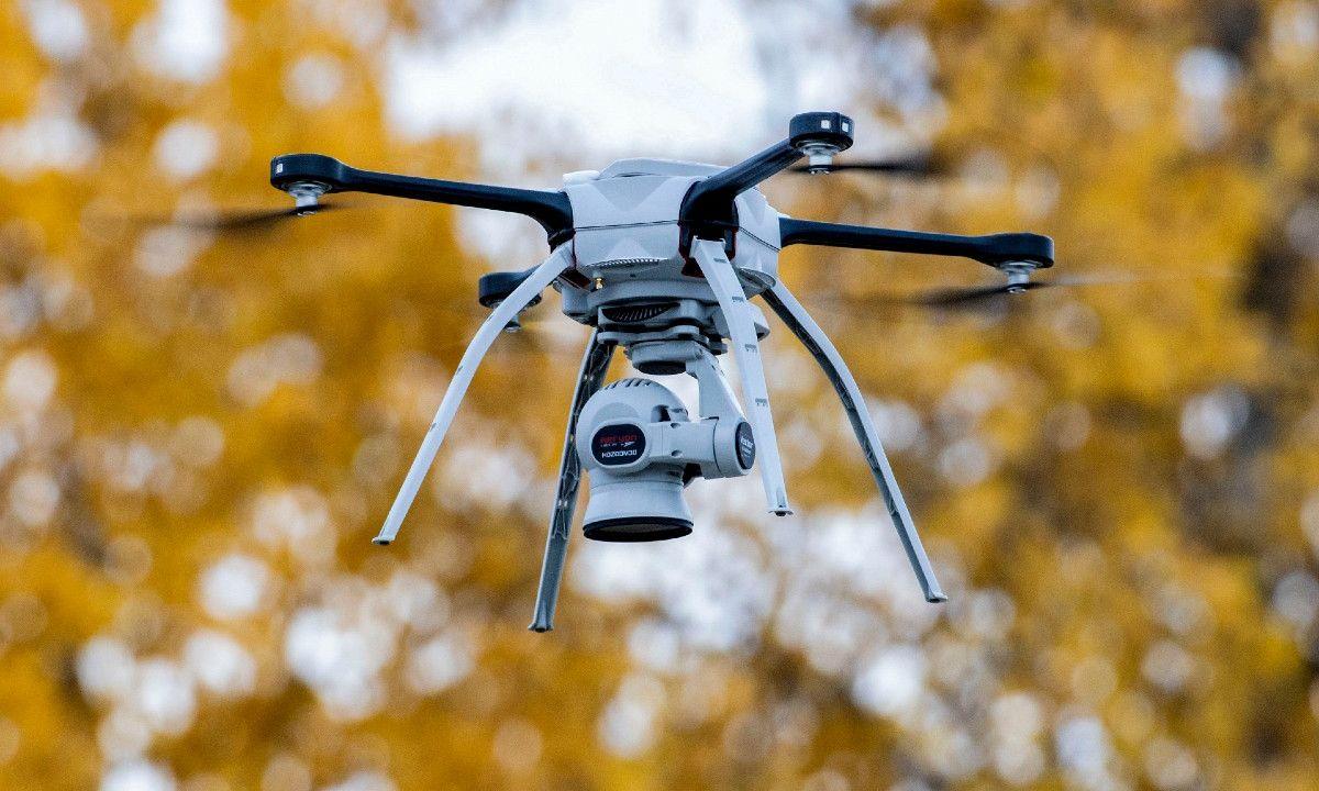 Dron Escopeta