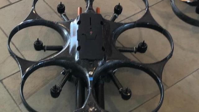 Dron con Escopeta