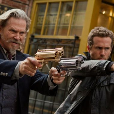 Jeff Bridges R.I.P.D
