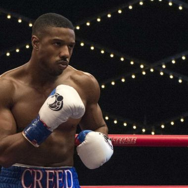 Michael B. Jordan Película Creed