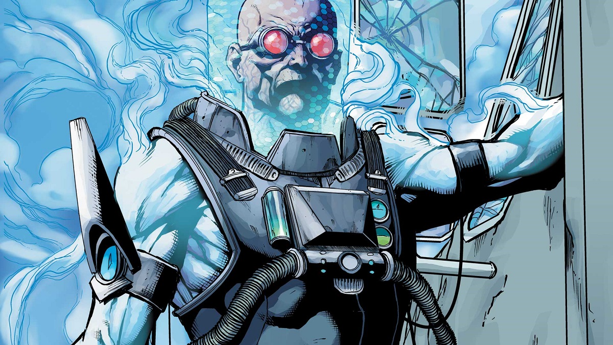 Mister Freeze Cómic DC