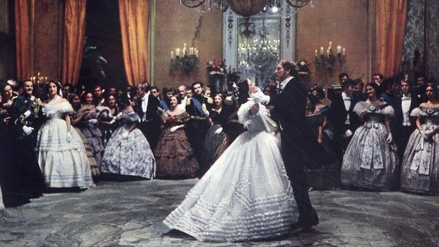 Fotograma de Il Gattopardo de Luchino Visconti
