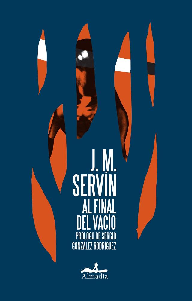 Portada de Al Final del Vacío de J.M. Servín