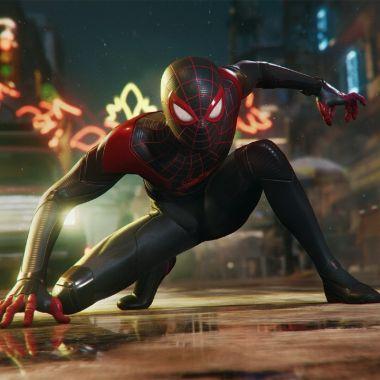 Spider-Man Miles Morales Rhino