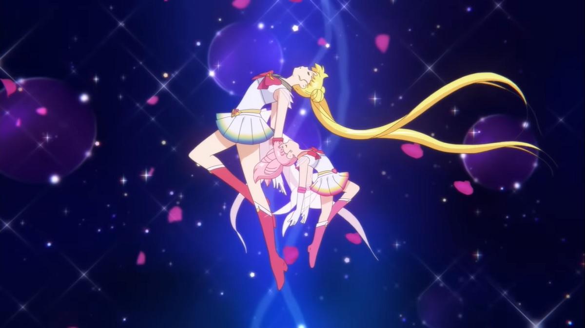 Tráiler Sailor Moon Eternal