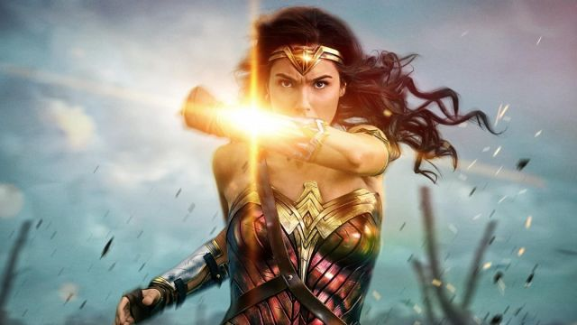 Wonder Woman Gal Gadot Póster