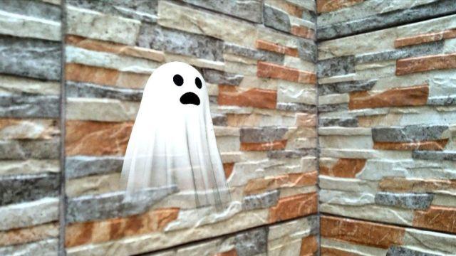 Cómo activar el fantasma 3D de Google