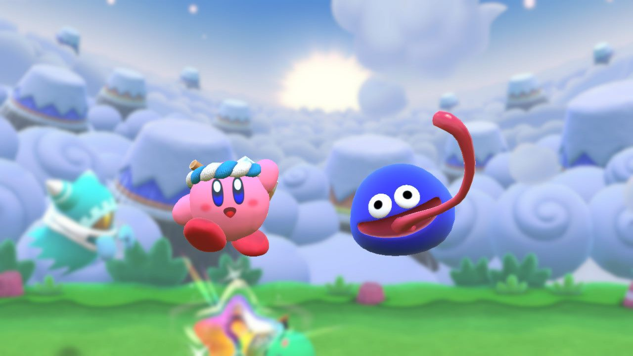 Kirby y Gooey, Nintendo Switch