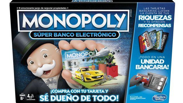 Monopoly Súper Banco Electrónico
