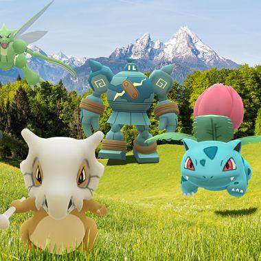 Pokémon GO: llega la Semana de la Animación 2020