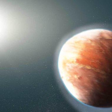 WASP 121b: un planeta caliente com metales en su atmósfera