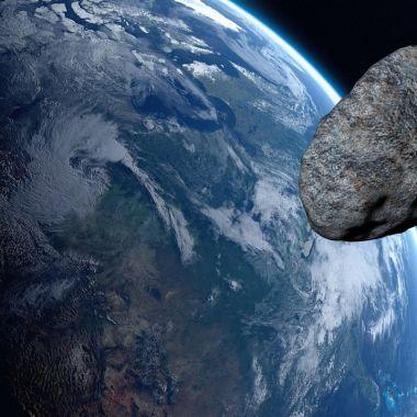 Asteroide rozó la Tierra sin ser detectado