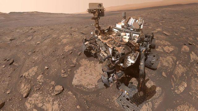 Marte sufrió de una megainundación
