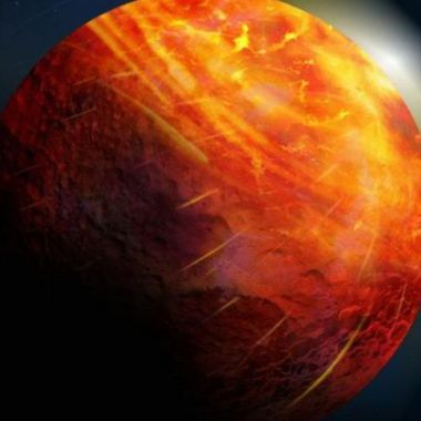 Exoplaneta K2-141b con clima extremo