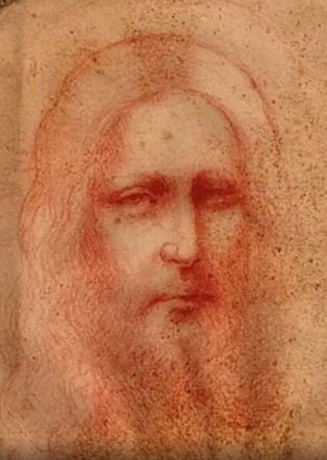 Descubren dibujo de Leonardo da Vinci
