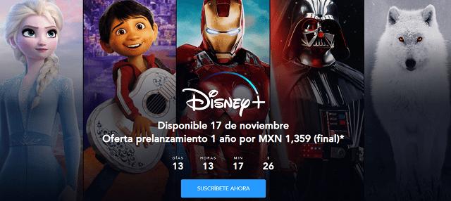 Disney Plus Oferta Prelanzamiento