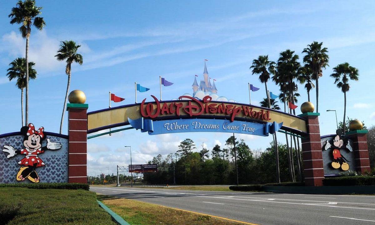 Parque Temático Walt Disney World