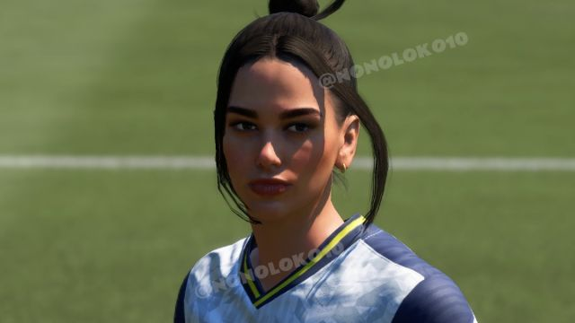 Dua Lipa FIFA 21