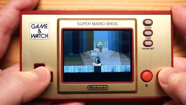Doom Nintendo Game and Watch