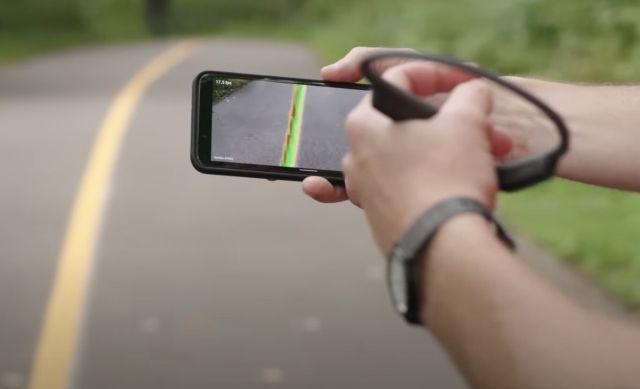 Google crea app para ayudar a ciegos
