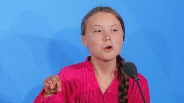 Greta Thunberg toma venganza