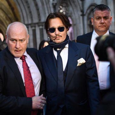 Johnny Depp Juicio Difamación