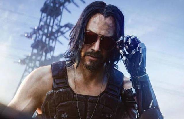 Keanu Reeves quedó encantado con Cyberpunk 2077