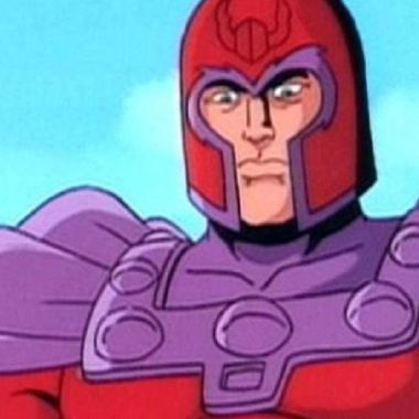 Magneto X-Men Animated Series