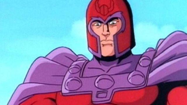 Magneto X-Men Animated Series