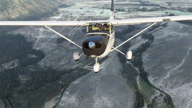 Microsoft Flight Simulator recibirá actualización