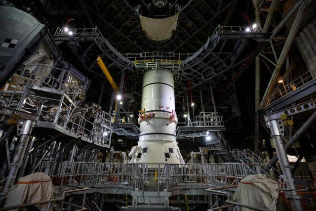 NASA inicia ensamble del SLS